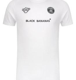 Black Bananas Black Bananas Basic Tee White
