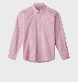 Minimum Minimum Folk 2068 Shirt Heather Rose