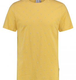 Kultivate Kultivate Mini Boards Tee Yellow