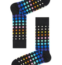 Happy Socks Happy Socks FDD01-9300 Black