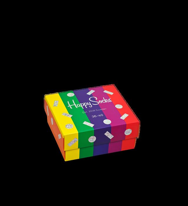 Happy Socks Happy Socks Pride Gift Box 2 Pack Multi