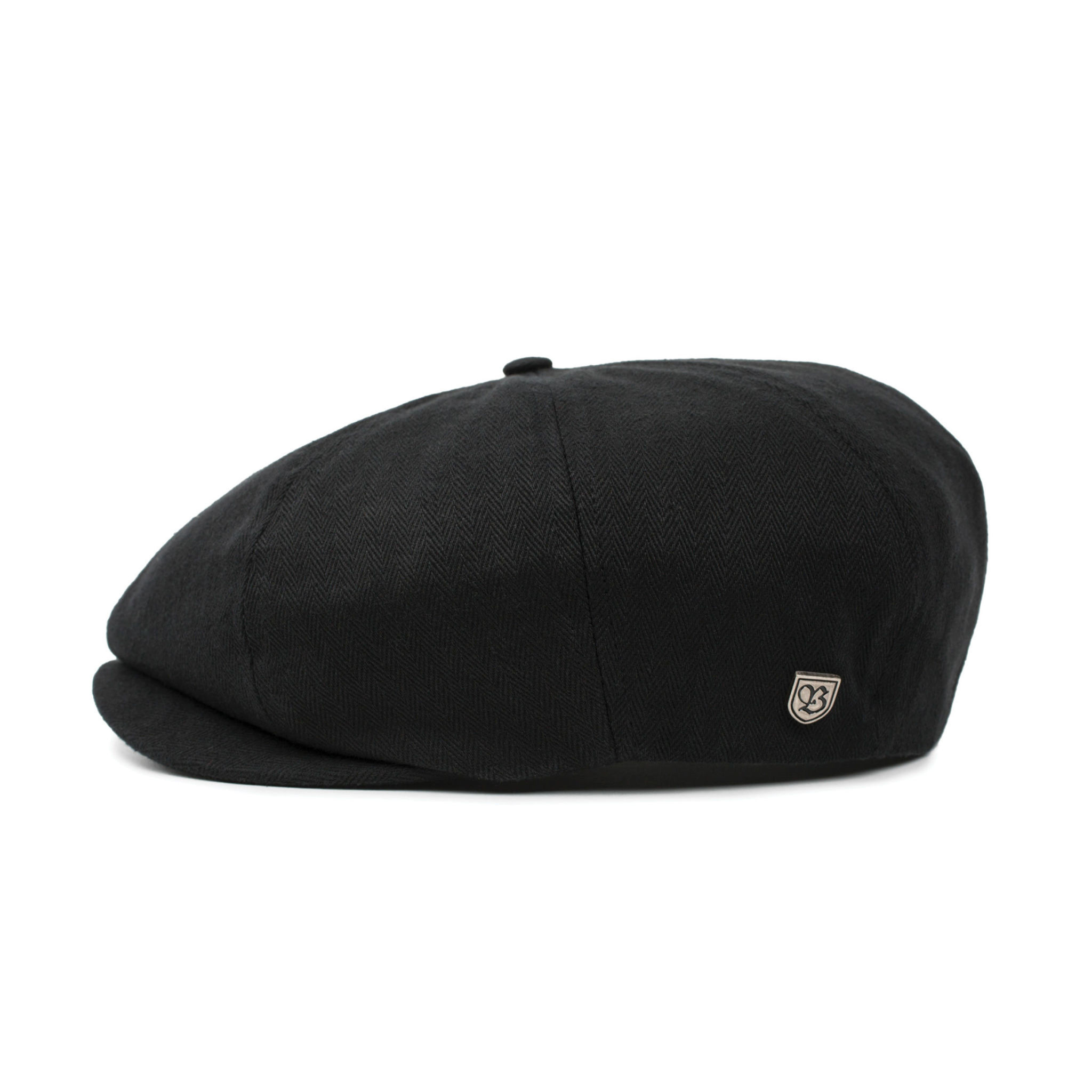 Brixton Brixton Brood Snap Cap Black