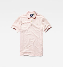 G-Star G-Star Dunda Slim Polo S/S Bleach Pink