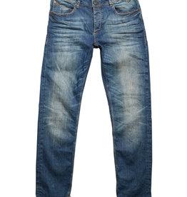 Gabba Denim Gabba Denim Rey Slim Fit 44617 Washed Blue