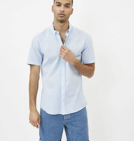 Minimum Minimum Aleksander Shirt 6317 Soft Blue Melange