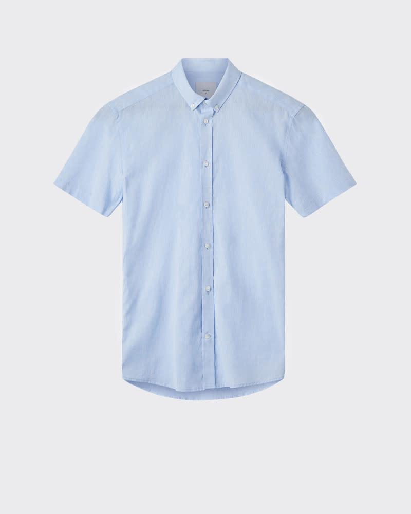 Minimum Minimum Aleksander Shirt 6317 Soft Blue Melange