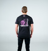 Flight of the Beast FOTB THE LESS The World Is Ours Tee Black