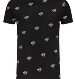 Black Bananas Black Banana's AllOver Tee Black