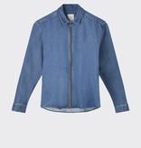 Minimum Minimum Gluver Denim Shirt 6241 Blue