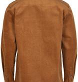 Anerkjendt Anerkjendt Akles Corduroy Shirt Brown