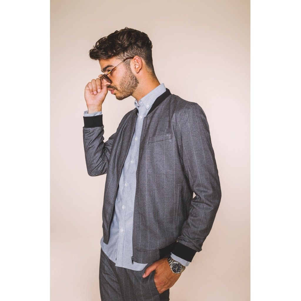 Clean Cut Clean Cut Logan Jacket Grey