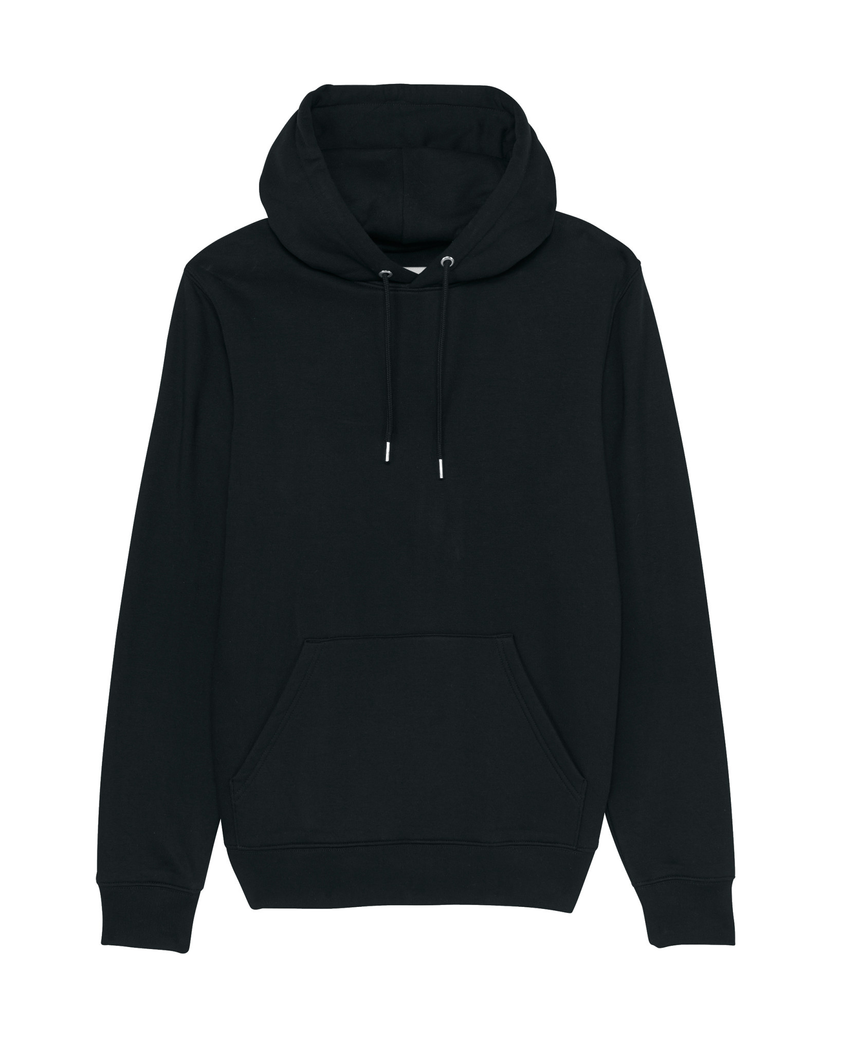 GOAT Apperal Goat Avery Unisex Hooded Sweat Black