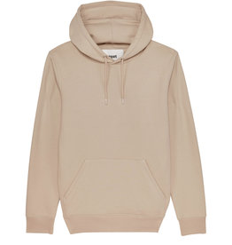 GOAT Apperal Goat Avery Unisex Hooded Sweat Sand