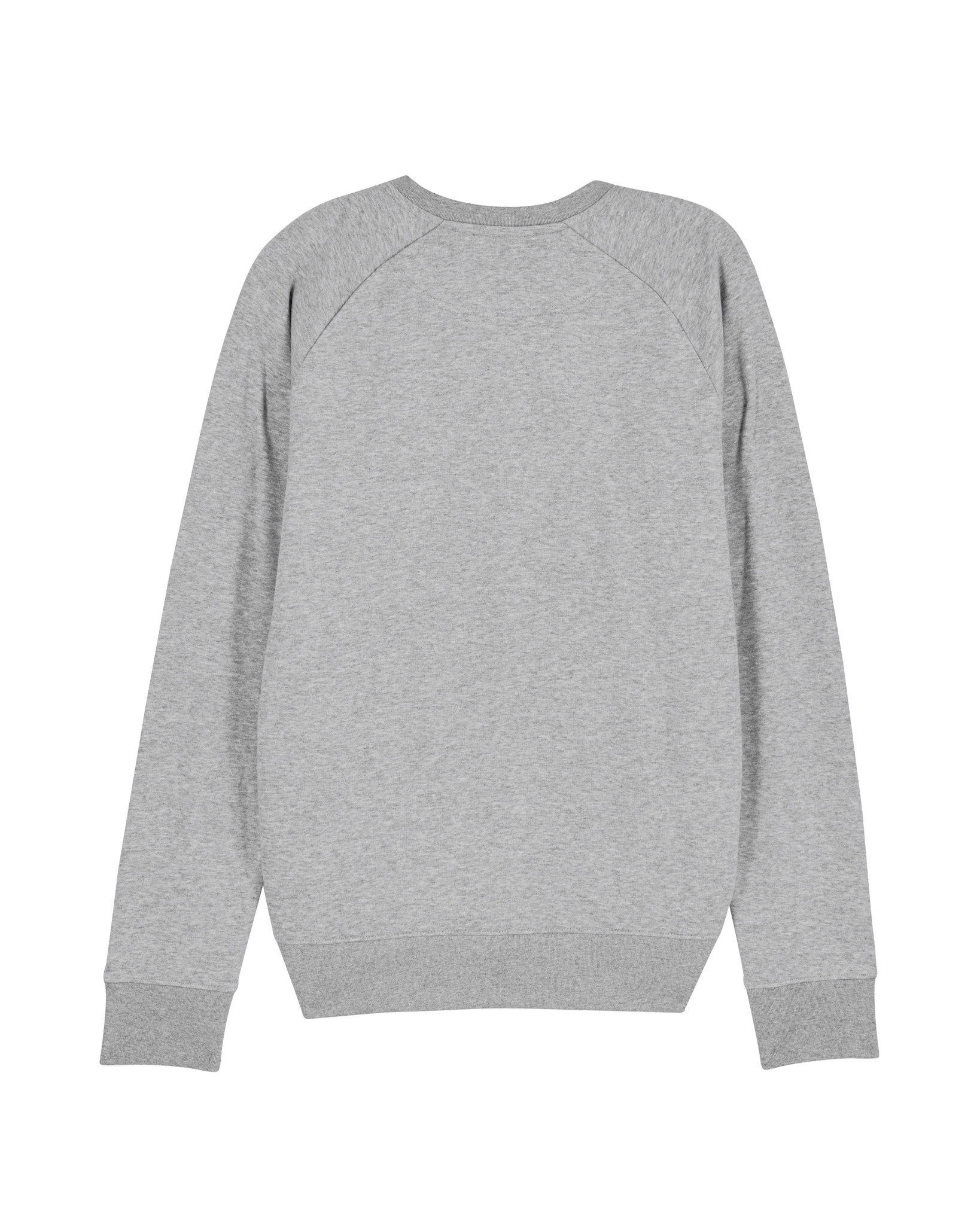 GOAT Apperal Goat Max Unisex Crew Neck Sweat Grey