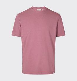 Minimum Minimum Sims Tee 2088 Pink-Bordeaux