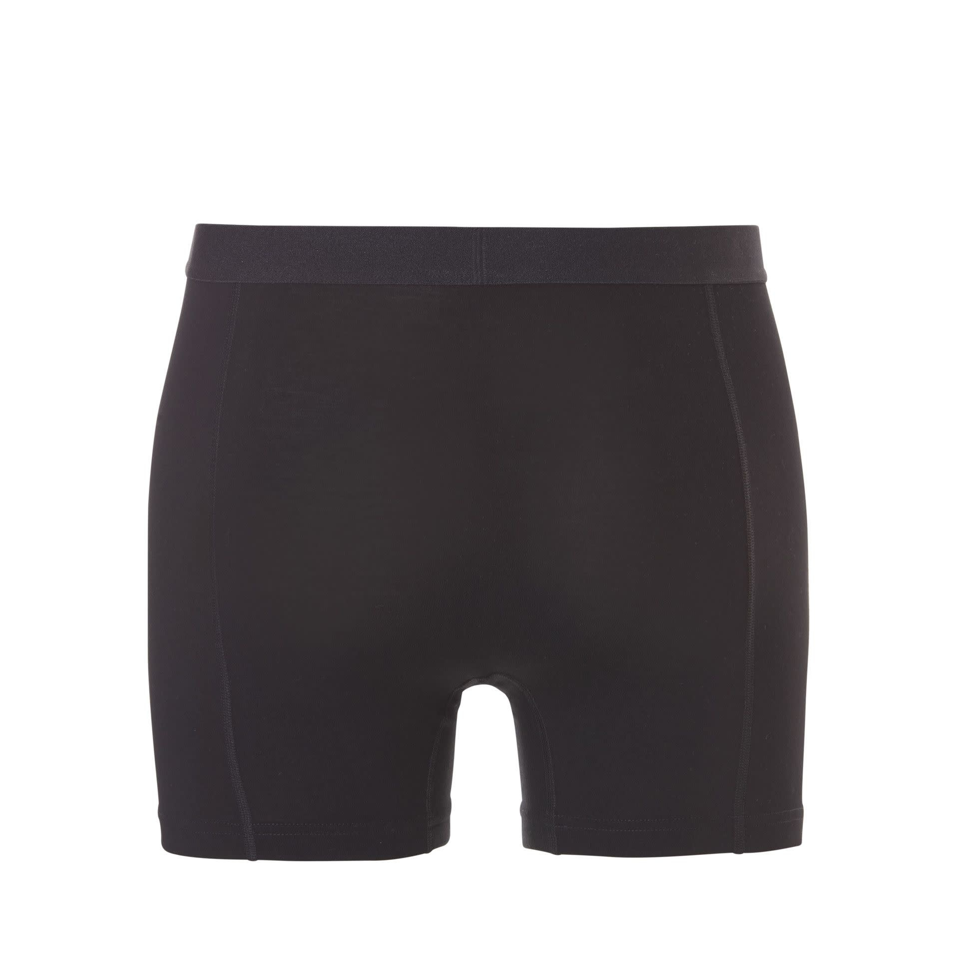 Ten Cate Ten Cate 30859 Bamboo Boxer Shorts 2 Pack Black