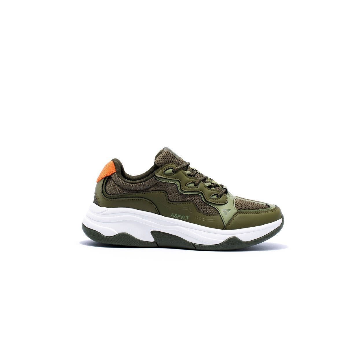 ASFVLT Sneakers Asfvlt Onset Sneakers Army Green