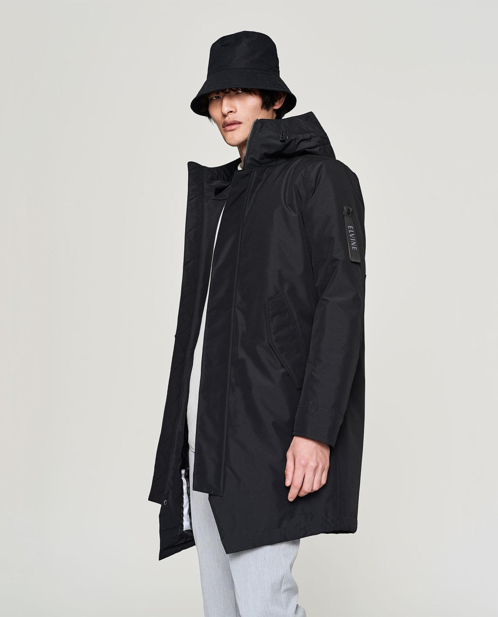 Elvine Elvine Gunter Jacket Black
