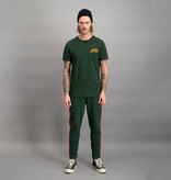 Kultivate Kultivate Slice Baby Tee Forest Green