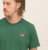 Kultivate Kultivate Fox Tee Dark Green