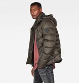 G-Star G-Star Whistler Down Puffer Jacket Asfalt