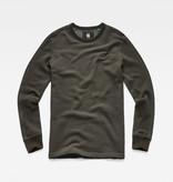 G-Star G-Star Korpaz Round Neck Sweater Army Green
