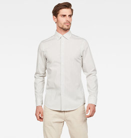 G-Star G-Star Core Super Slim Shirt B554 White/Grey