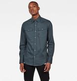 G-Star G-Star 3301 Slim Shirt Balsam Green