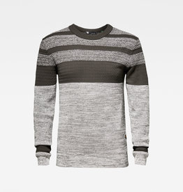 G-Star G-Star Charly R Knit Asfalt Grey