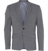 Clean Cut Clean Cut Milano Jersey Blazer Dark Grey Mix