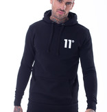 11 Degrees 11 Degrees Core Pullover Hoodie Black
