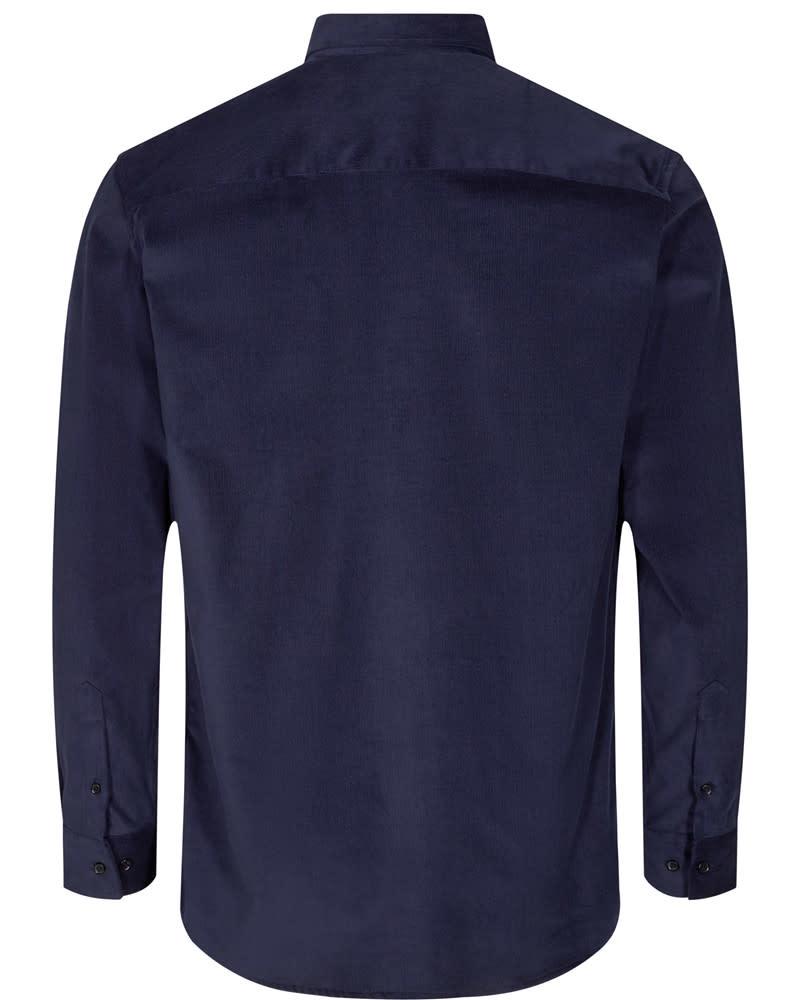 Anerkjendt Anerkjendt Akonrad Corduroy Shirt Navy
