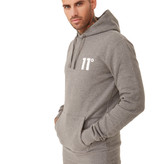 11 Degrees 11 Degrees Core Pullover Hoodie Charcoal Marl