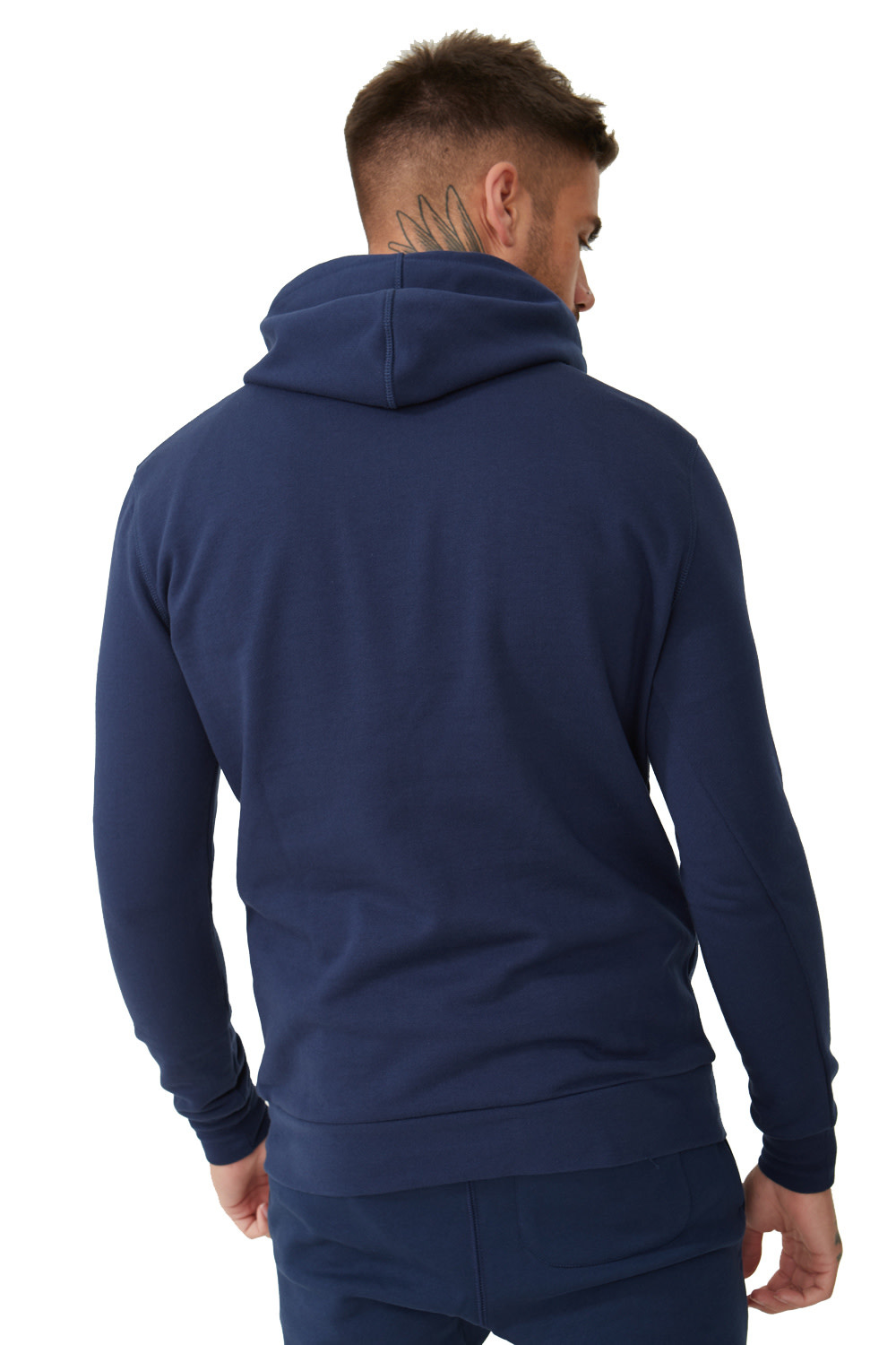 11 Degrees 11 Degrees Core Pullover Hoodie Navy