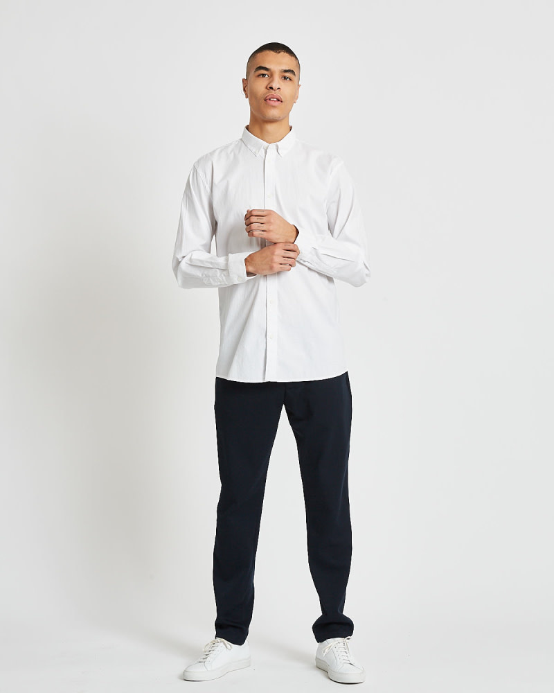 Minimum Minimum Walther 6952 Shirt White