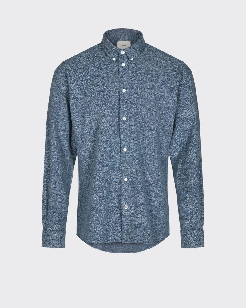 Minimum Minimum Jay 2.0 6671 Shirt Sargasso Sea Blue