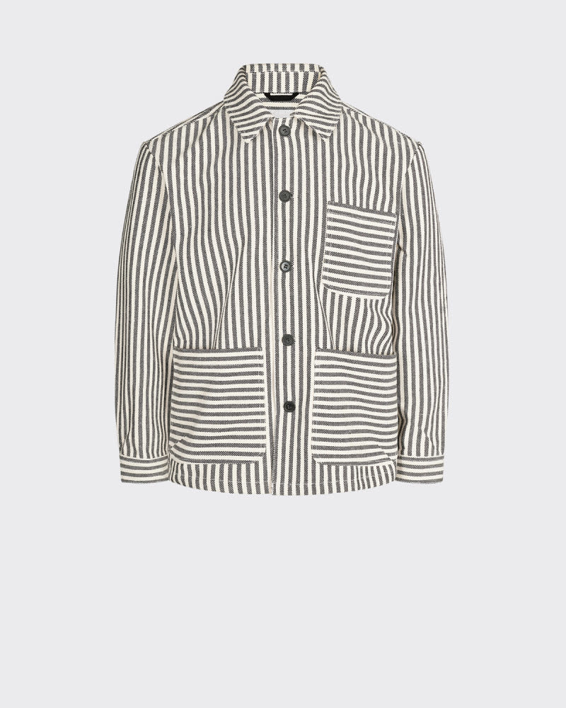 Minimum Minimum Jax 6616 Jacket Black