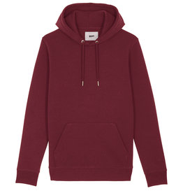 GOAT Apperal Goat Avery Unisex Hooded Sweat Burgundy