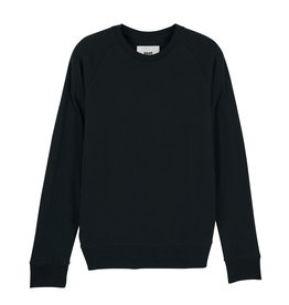 GOAT Apperal Goat Max Unisex Crew Neck Sweat Black