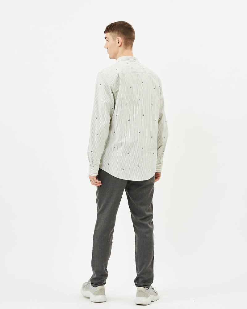 Minimum Minimum Jay 2.0 Check 6926 Shirt Ecru