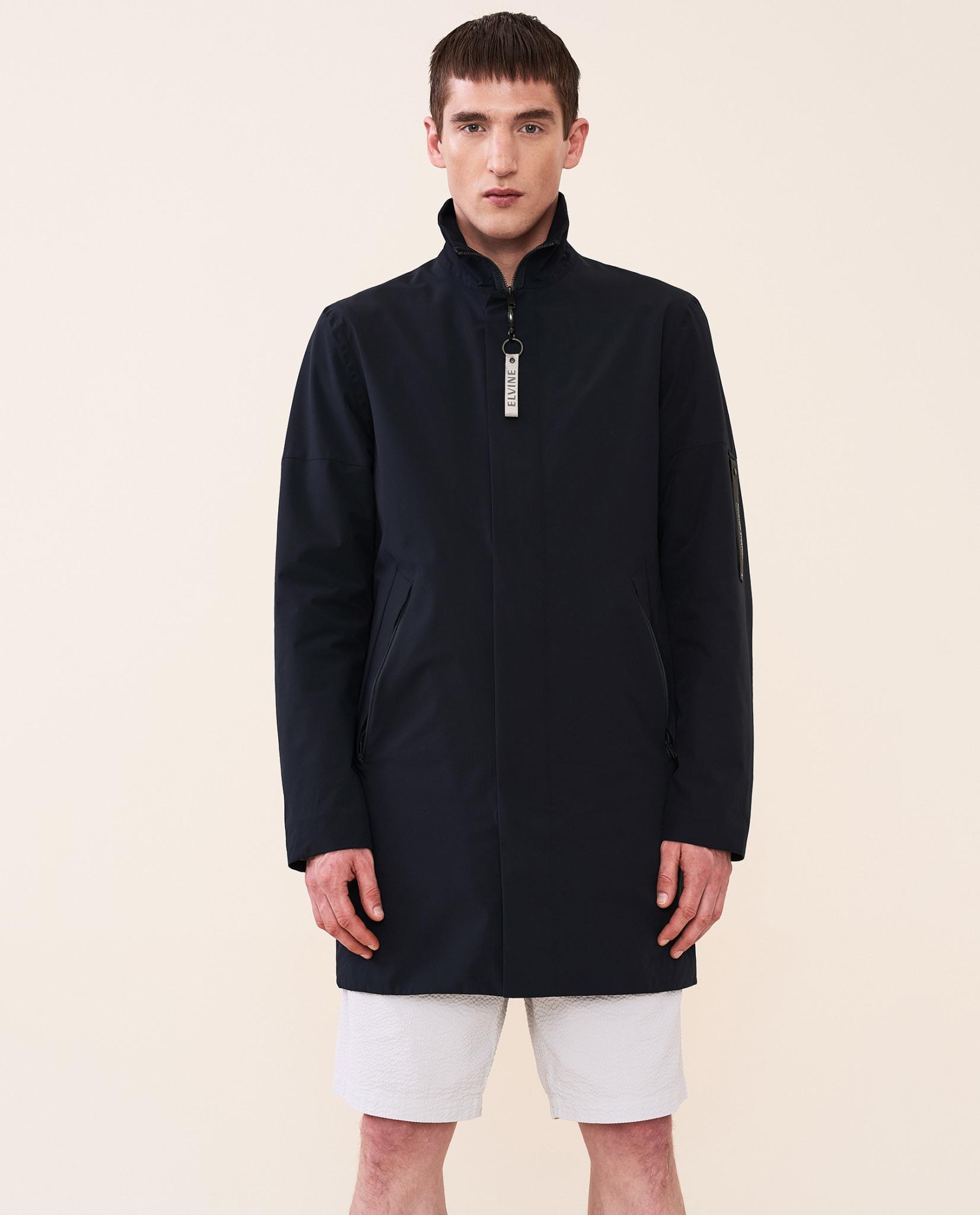 Elvine Elvine Kurtis Jacket Dark Navy