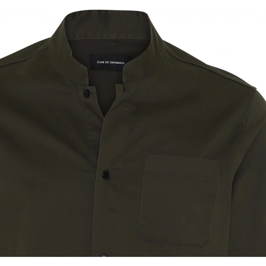 Clean Cut Clean Cut Pierre Overshirt Army