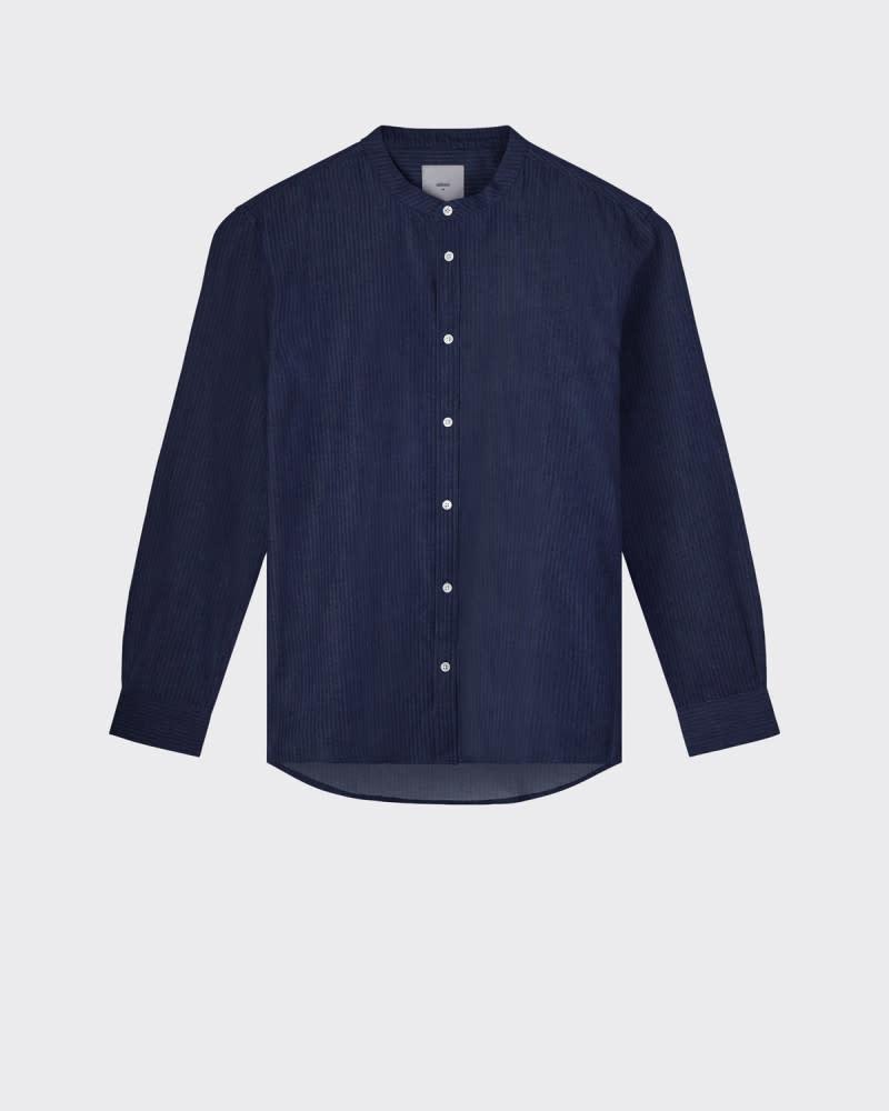 Minimum Minimum Anholt Shirt 6492 Navy