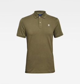 G-Star G-Star Dunda Slim Polo S/S Shamrock Green