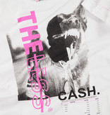 Flight of the Beast FOTB THE LESS The Dogdays Are Over Tee White