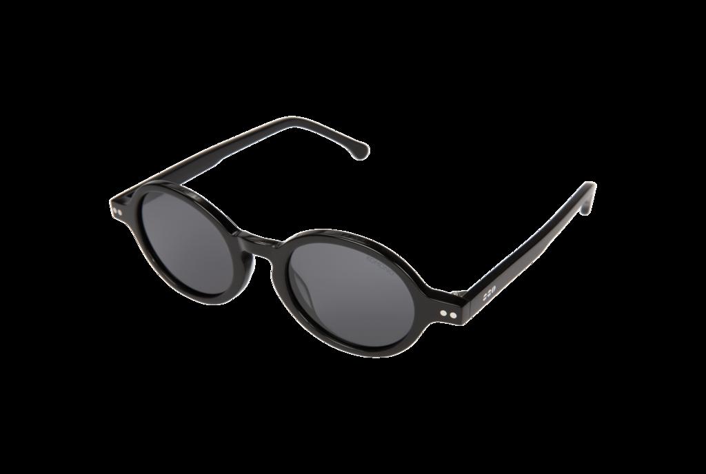 Komono Komono Damon Sunglasses Black
