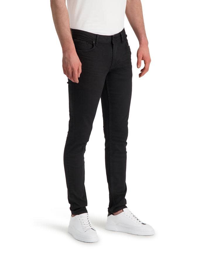 Pure White Pure White The Jone W0157 Jeans Black