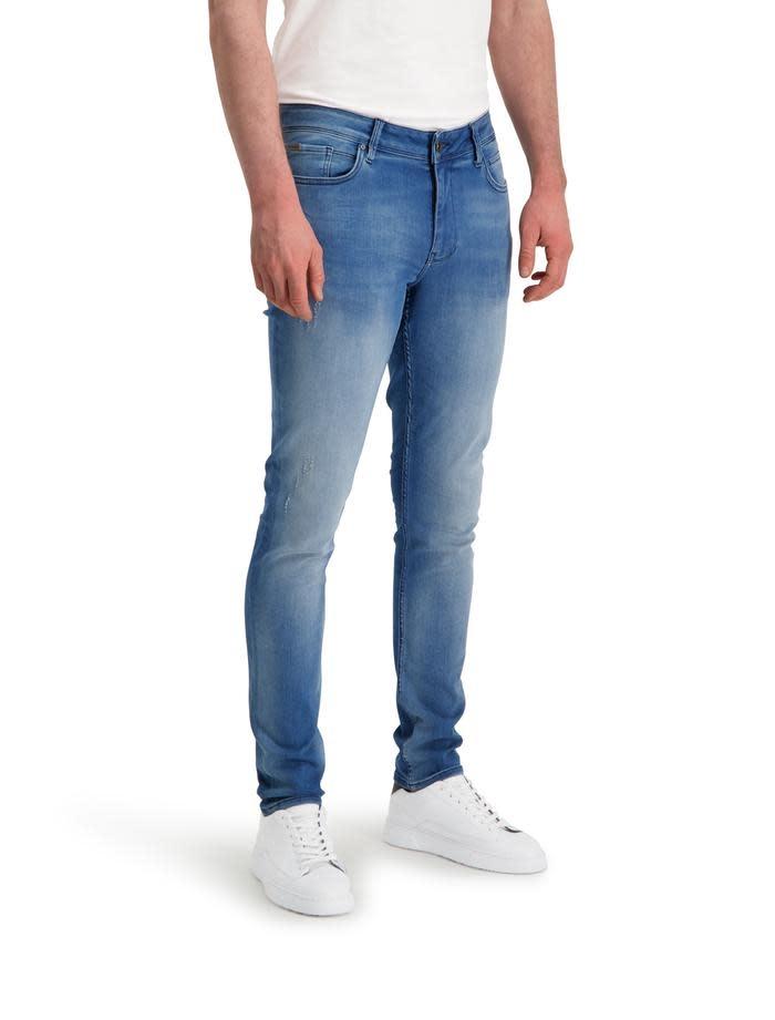 Pure White Pure White The Jone W0123 Jeans Blue