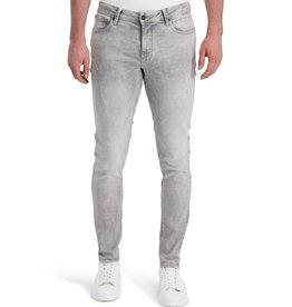 Purewhite Pure White The Jone W0482 Jeans Distressed Grey
