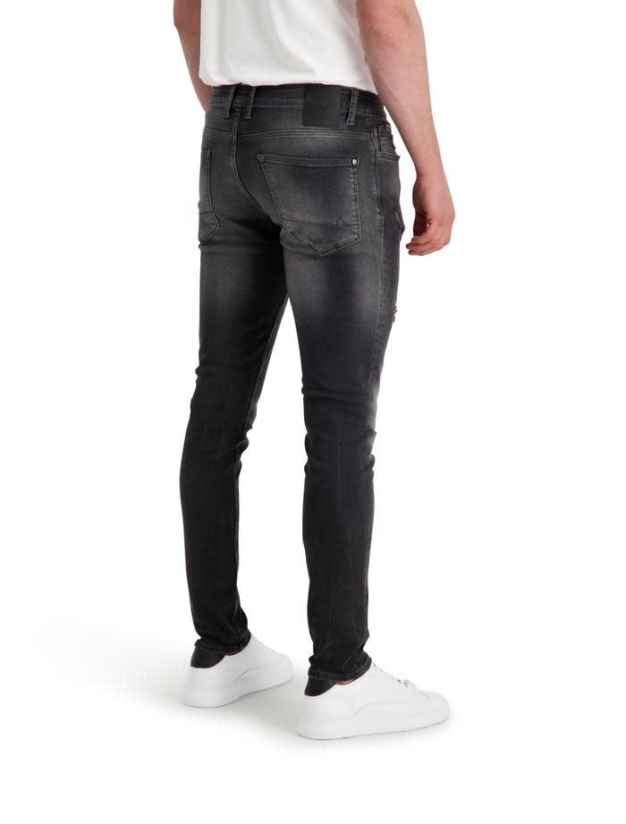 Pure White Pure White The Jone W0396 Jeans Black